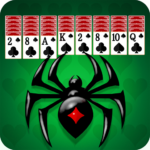 Spider Solitaire – Free Card Game APK MOD (Unlimited Money)