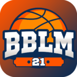 Basketball Legacy Manager 21 APK MOD (Unlimited Money)