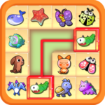 Connect Animal Puzzle 2021 – Pair Matching Animals APK MOD (Unlimited Money)