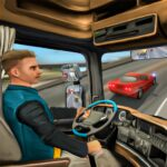 In Truck Driving Simulator Games- Truck Games 2021  APK MOD (Unlimited Money) 1.3.0
