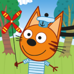 Kid-E-Cats: Mini Games for Toddlers APK MOD (Unlimited Money)