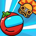 Red Bounce Ball Heroes  APK MOD (Unlimited Money) 1.38