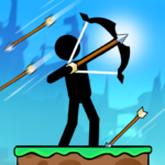 The Archers 2: Stickman Games for 2 Players or 1 APK MOD (Unlimited Money)