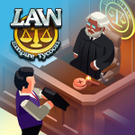 Law Empire Tycoon – Idle Game Justice Simulator APK MOD (Unlimited Money)