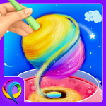 My Sweet Cotton Candy Carnival Shop APK MOD (Unlimited Money)