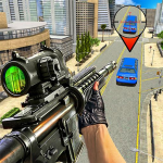 Sniper Traffic Shooter – New shooting games – FPS APK MOD (Unlimited Money)