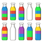 Water Puzzle Color Sorting  APK MOD (Unlimited Money) 0.3.6