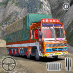 Indian Truck Cargo Game 2021 Real Truck Games APK MOD (Unlimited Money)