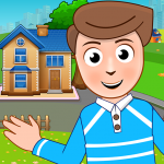 Kids Mini Home Family Life – My Toys House Town APK MOD (Unlimited Money)