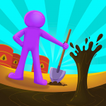 Oil Dig Tycoon APK MOD (Unlimited Money)