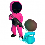 Pink Game: Squid, Fish Game APK MOD (Unlimited Money)