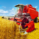 Real Tractor Farm Simulator: Tractor Games Free APK MOD (Unlimited Money)
